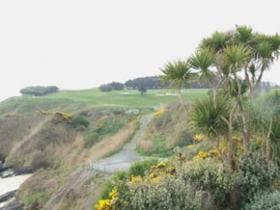 Blainroe Golf Club - Blainroe County Wicklow Ireland