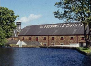 Bushmills Distillery - Bushmills County Antrim Northern Ireland