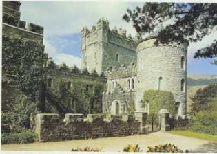 Glenveagh Castle Gardens - County Donegal Ireland