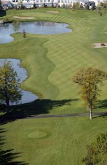 Citywest Golf Club - Saggart County Dublin Ireland - Lakes Course