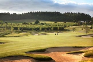 Dun Laoghaire Golf CLub - Enniskerry County Wicklow Ireland