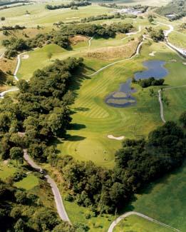 Esker Hills Golf Club - Tullamore County Offaly Ireland