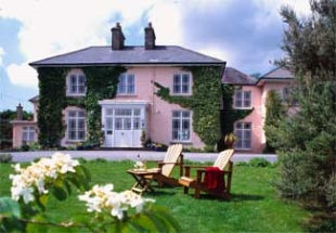 Rosleague Manor Hotel - Letterfrack County Galway - Exterior