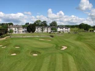 Glasson Hotel and Golf CLub - Glasson County Westmeath ireland - Bedroom