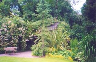 Grasse Cottage Garden - Dun Laoghaire County Dublin IReland