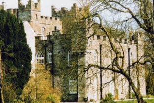 Knockabbey Castle - Tallanstown County Louth