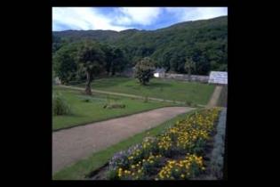 Kylemore Abbey & Victorian Walled Garden - Letterfrack Connemara County Galway Ireland