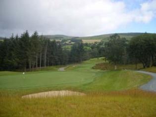 Macreddin Golf Club - Macreddin Village Aughrim Co Wicklow Ireland