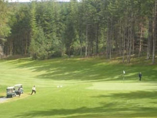 Macreddin Golf Club - Macreddin Village Aughrim Co Wicklow Ireland