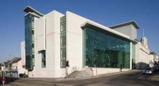 Mid Antrim Museum at The Braid - Ballymena County Antrim Northern Ireland