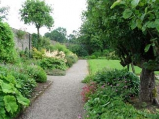 Ballindoolin House and Garden - Carbury County Kildare Ireland