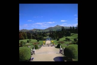 Powerscourt Gardens - Enniskerry County Wicklow Ireland