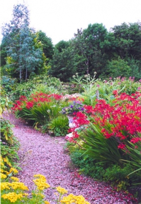 Salthill Walled Garden - County Donegal