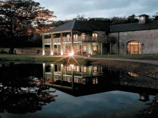 Fota Island Golf Clubhouse