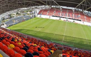 Thomond Park Stadium - Limerick County Limerick Ireland