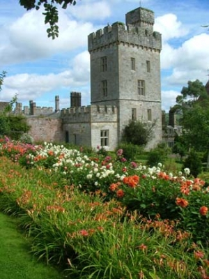 Lismore Castle Gardens - Lismore County Waterford ireland