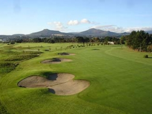 Woodbrook Golf Club - Bray County Wicklow Ireland