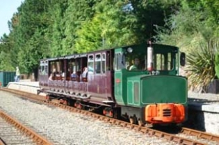 Waterford & Suir Valley Heritage Railway - Kilmeaden County Waterford Ireland